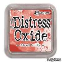 Оксидные чернила Ranger - Tim Holtz - Distress Oxides - Fired Brick