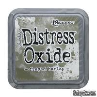 Оксидные чернила Ranger - Tim Holtz - Distress Oxides - Frayed Burlap