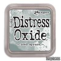 Оксидные чернила Ranger - Tim Holtz - Distress Oxides - Iced Spruce