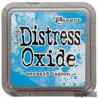 Оксидные чернила Ranger - Tim Holtz - Distress Oxides - Mermaid Lagoon