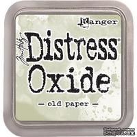 Оксидные чернила Ranger - Tim Holtz - Distress Oxides - Old Paper