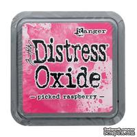 Оксидные чернила Ranger - Tim Holtz - Distress Oxides - Picked Raspberry