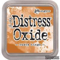 Оксидные чернила Ranger - Tim Holtz - Distress Oxides - Rusty Hinge