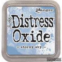 Оксидные чернила Ranger - Tim Holtz - Distress Oxides - Stormy Sky - ScrapUA.com