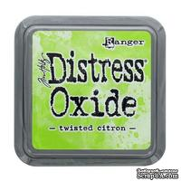 Оксидные чернила Ranger - Tim Holtz - Distress Oxides - Twisted Citron