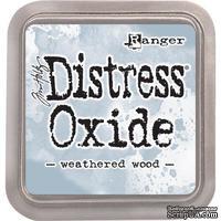Оксидные чернила Ranger - Tim Holtz - Distress Oxides - Weathered Wood