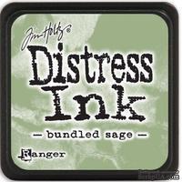 Штемпельная подушка Ranger - Distress Mini Ink Pad - Bundled Sage