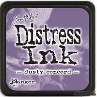 Штемпельная подушка Ranger - Distress Mini Ink Pad - Dusty Concord