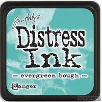 Штемпельная подушка Ranger - Distress Mini Ink Pad - Evergreen Bough