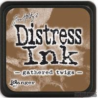 Штемпельная подушка Ranger - Distress Mini Ink Pad - Gathered Twigs