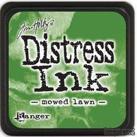 Штемпельная подушка Ranger - Distress Mini Ink Pad - Mowed Lawn