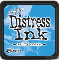 Штемпельная подушка Ranger - Distress Mini Ink Pad - Salty Ocean