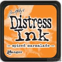 Штемпельная подушка Ranger - Distress Mini Ink Pad - Spiced Marmalade