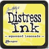 Штемпельная подушка Ranger - Distress Mini Ink Pad - Squeezed Lemonade