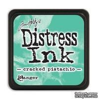 Штемпельная подушка Ranger - Distress Mini Ink Pad - Cracked Pistachio