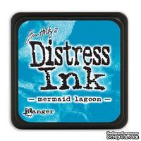 Штемпельная подушка Ranger - Distress Mini Ink Pad - Mermaid Lagoon