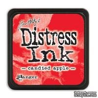 Штемпельная подушка Ranger - Distress Mini Ink Pad - Candied Apple