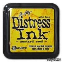 Штемпельная подушка Ranger Distress Ink Pad -  Mustard Seed