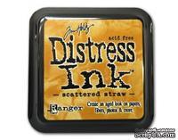 Штемпельная подушка Ranger Distress Ink Pad - Scattered Straw