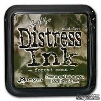 Штемпельная подушка Ranger Distress Ink Pad -  Ranger - Distress Ink - Forest Moss