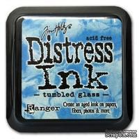Штемпельная подушка Ranger Distress Ink Pad -  Ranger - Distress Ink - Tumbled Glass
