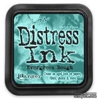 Штемпельная подушка Ranger Distress Ink Pad - Evergreen Bough
