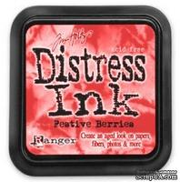 Штемпельная подушка Ranger Distress Ink Pad - Festive Berries