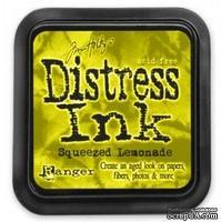 Штемпельная подушка Ranger Distress Ink Pad - Squeezed Lemonade
