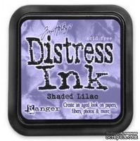 Штемпельная подушка Ranger Distress Ink Pad - Shaded Lilac
