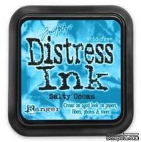 Штемпельная подушка Ranger Distress Ink Pad - Salty Ocean