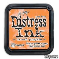 Штемпельная подушка Ranger Distress Ink Pad - October - Carved Pumpkin