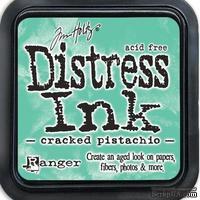 Штемпельная подушка Ranger Distress Ink Pad - January - Cracked Pistachio