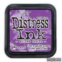 Штемпельная подушка Ranger Distress Ink Pad - September - Wilted Violet