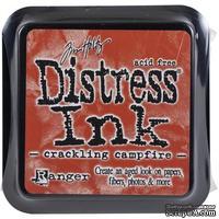 Штемпельная подушка Ranger Distress Ink Pad - Crackling Campfire - ScrapUA.com