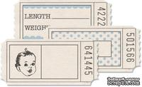 Билетики Jenni Bowlin Printed Tickets - Baby Boy