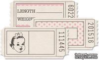 Билетики Jenni Bowlin Printed Tickets - Baby Girl