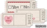 Билетики Jenni Bowlin Printed Tickets - Valentine's