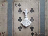 Гипсовое украшение - Декор малый, 2х3 см