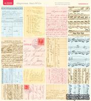Лист с картинками от Тамары Старцевой - №15, 20,4х21,5 см, 16 шт.