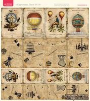 Лист с картинками от Тамары Старцевой - №19, 20,4х21,5 см, 16 шт.