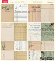 Лист с картинками от Тамары Старцевой - №23, 20,4х21,5 см, 16 шт.