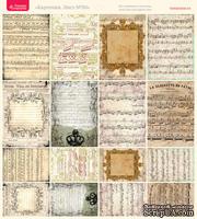 Лист с картинками от Тамары Старцевой - №30, 20,4х21,5 см, 16 шт. - ScrapUA.com