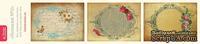 Полоски с картинками от Тамары Старцевой - №2, 21,5 см, 3 шт.