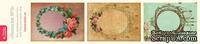 Полоски с картинками от Тамары Старцевой - №3, 21,5 см, 3 шт.