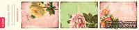 Полоски с картинками от Тамары Старцевой - №4, 21,5 см, 3 шт.