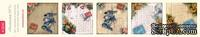 Полоски с картинками от Тамары Старцевой - №6, 21,5 см, 6 шт.