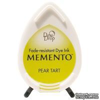 Чернила для штампинга Tsukineko - Memento Dew Drops Pear Tart