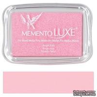 Чернила Tsukineko Memento Luxe - Angel Pink