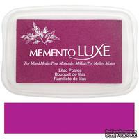 Чернила Tsukineko Memento Luxe - Lilac Posies