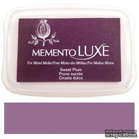 Чернила Tsukineko Memento Luxe - Sweet Plum